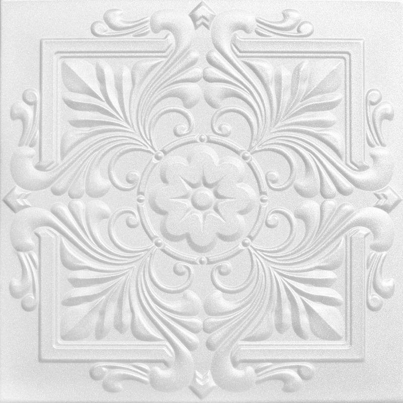 Victorian Styrofoam Ceiling Tile 20 Quot X20 Quot R14