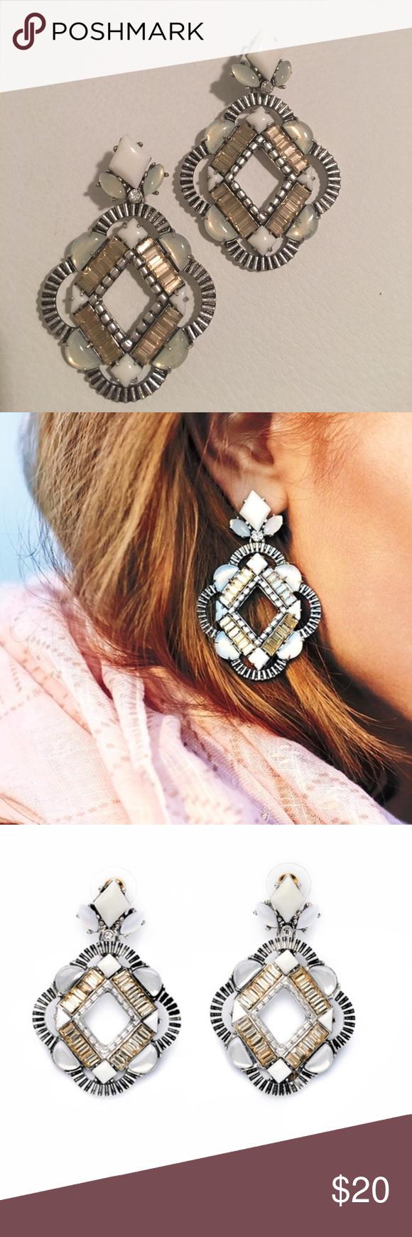 Stella & Dot Kaia Earrings Stella & Dot Kaia Earrings Stella & Dot Jewelry Earrings