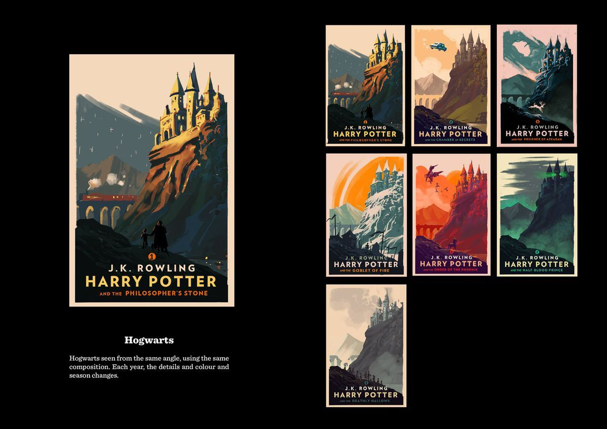 These Harry Potter Ebook Covers Were Never Released But Should Have Been Harry Potter Harry Potter Ebook Harry Potter Book Covers