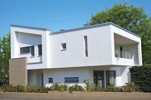 Wolf haus case prefabbricate villa cecilia idee per for Palazzine moderne
