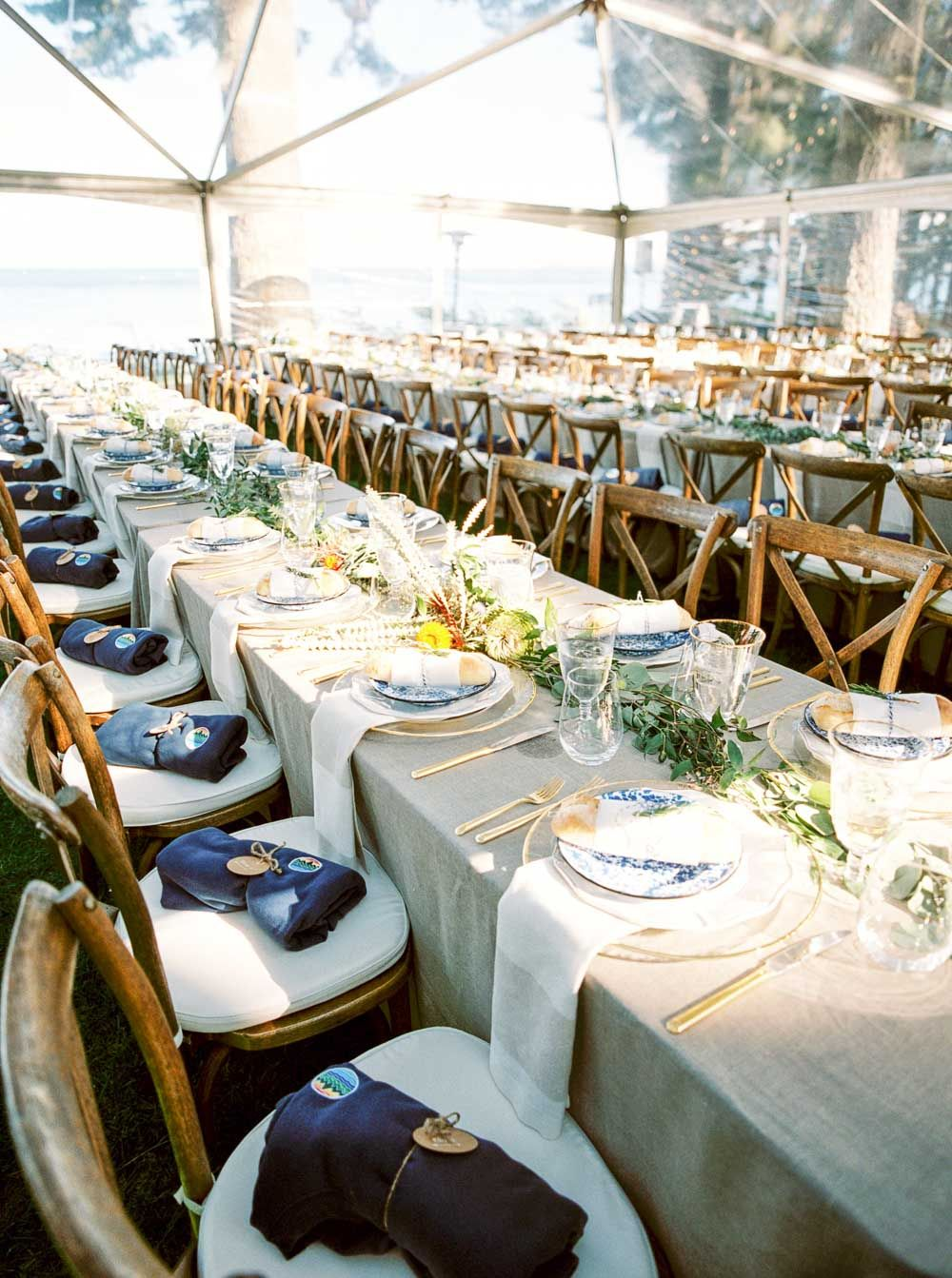 Summer Camp Themed Lake Tahoe Wedding Tahoe Unveiled