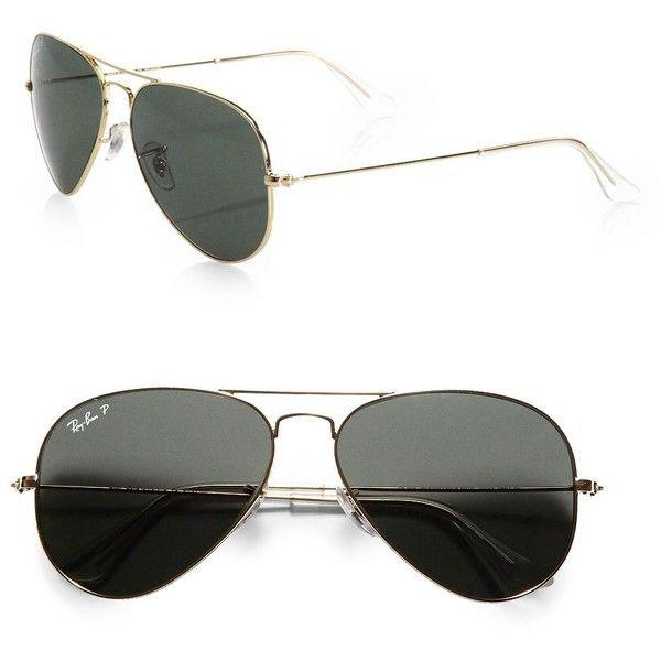 Ray-Ban Original Polarized Aviator Sunglasses
