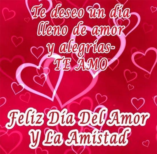 Imagenes Para El Dia De San Valentin Para Amigos Frases