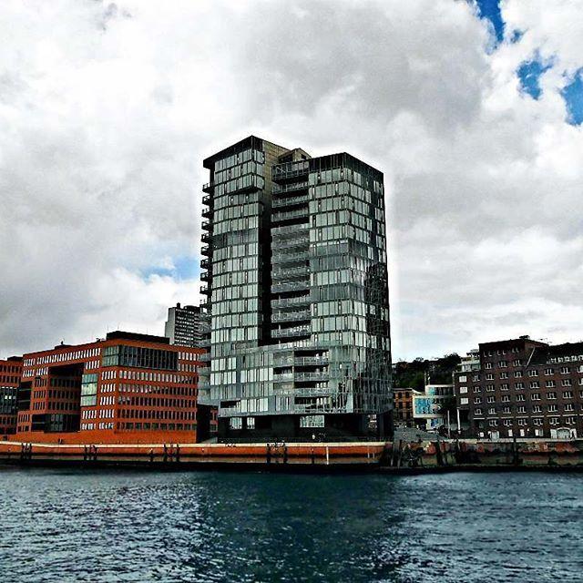 Hamburg by Elbe (before G20)!... . . #Hamburg #hamburgcity #hamburgliebe #hamburgerhafen #hamburgmeineperle #hafen #portofhamburg #building #tower #elbe #elberiver #photography #photooftheday #throwback #germany #deutschland #g20 #g20hamburg