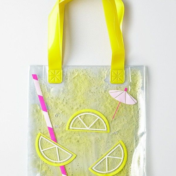 Ae Lemonade Jelly Tote 25 Liked On