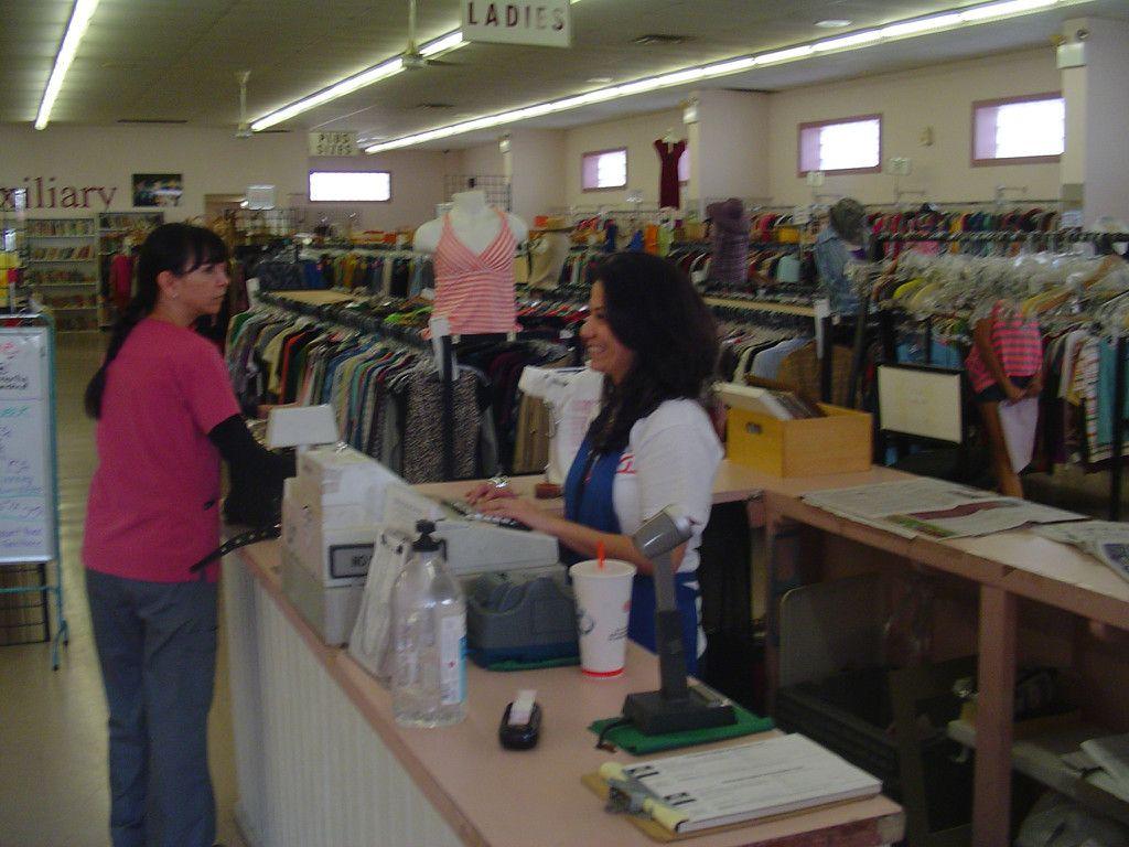 Boysville Thrift Store 307 W. Olmos Drive San Antonio, Tx 78212 ...