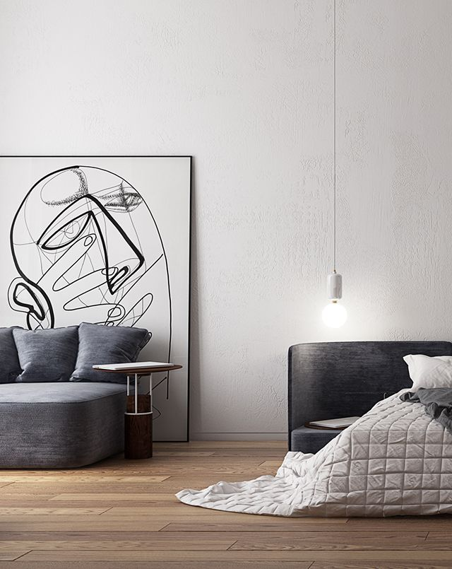 TDC: Minima Apartment by StudioPine | interor | Pinterest ...