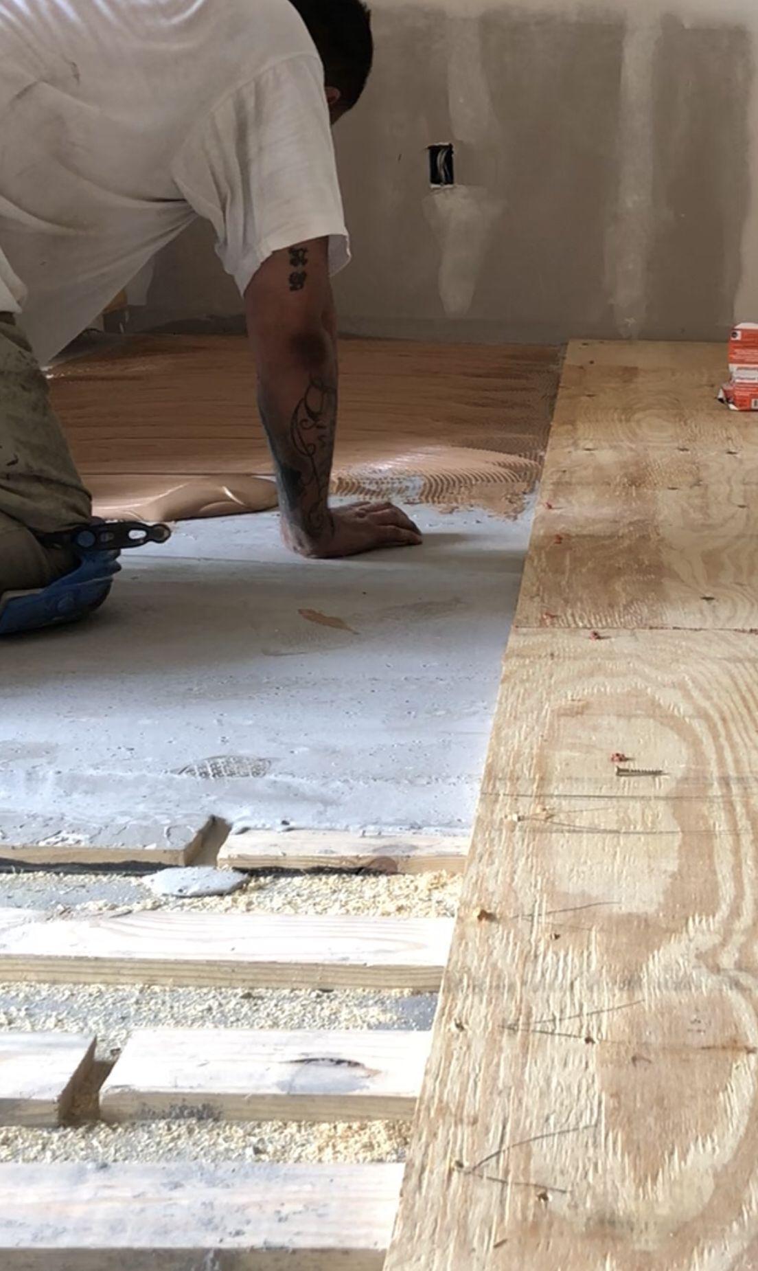 Cynthia Street Project Houston Hardwood Flooring Company Flooring Hardwood Floors Flooring Contractor