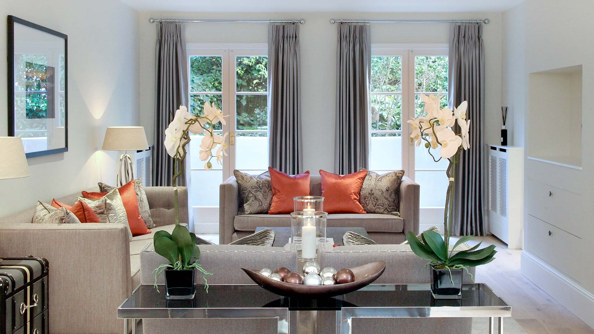 Investment Property Belgravia London Project Interior Design