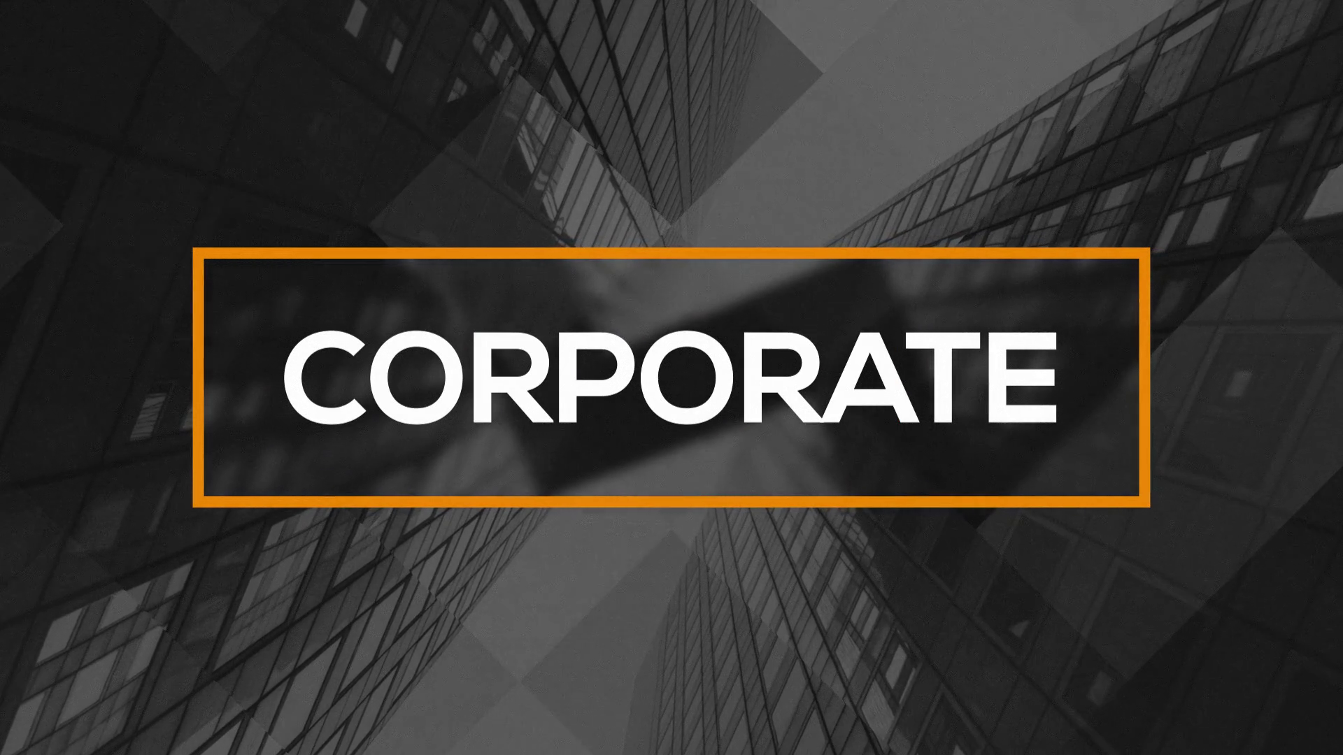 Modern Corporate Presentation Royalty Free Stock Video And Stock