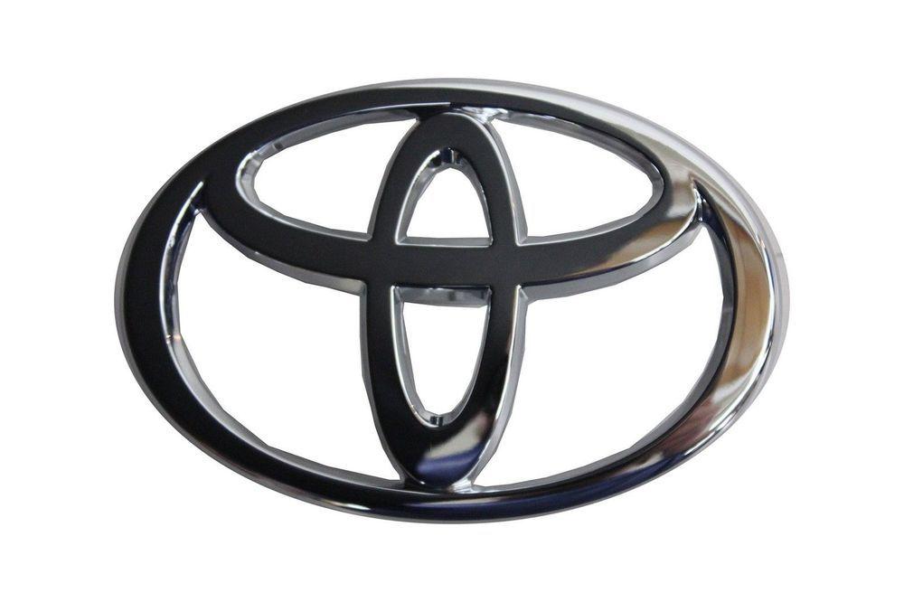 Toyota Celica 1994 1999 Front Bumper Emblem Genuine Oem 7531417010