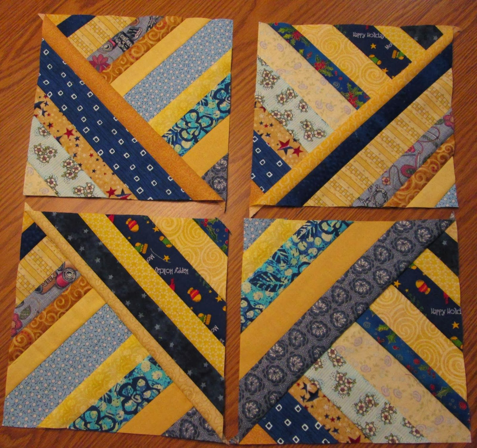 Quilts and a Mug: Sonja's Windows blocks |