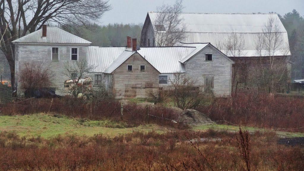 Photo of James Minott Farm, Highland Rd., Brunswick, Maine ...