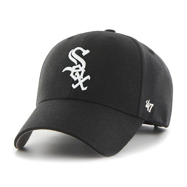 meilleur service 53cfe 09d32 Chicago White Sox MVP Home 47 Brand Adjustable Hat | 47 ...