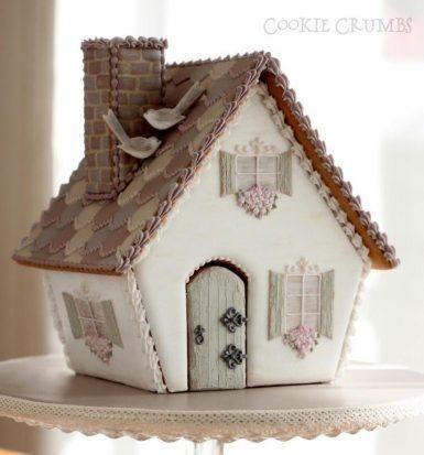 Photo of 73 DIY Small Christmas Gingerbread House Cookies for Kids