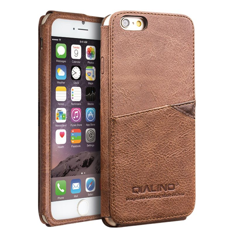 case for iphone 6\u00266s handmade best quality genuine leather phone