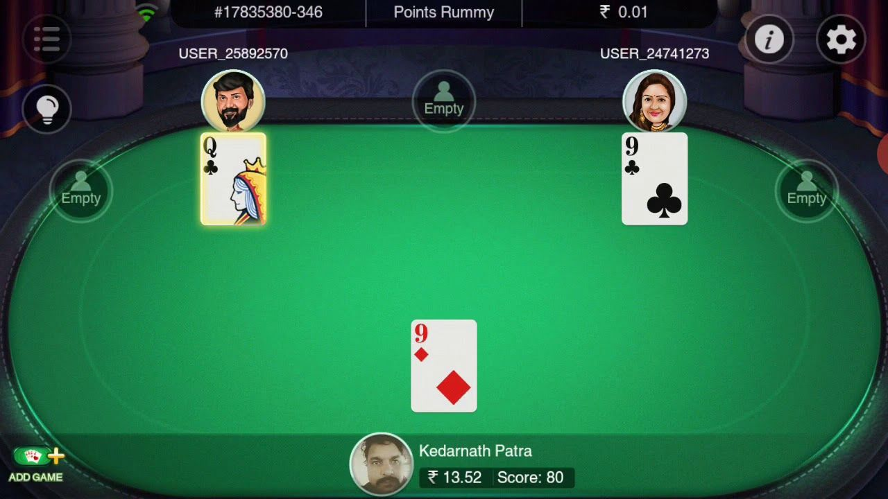 utube prime Online Rummy Card Game Play Indian Rummy