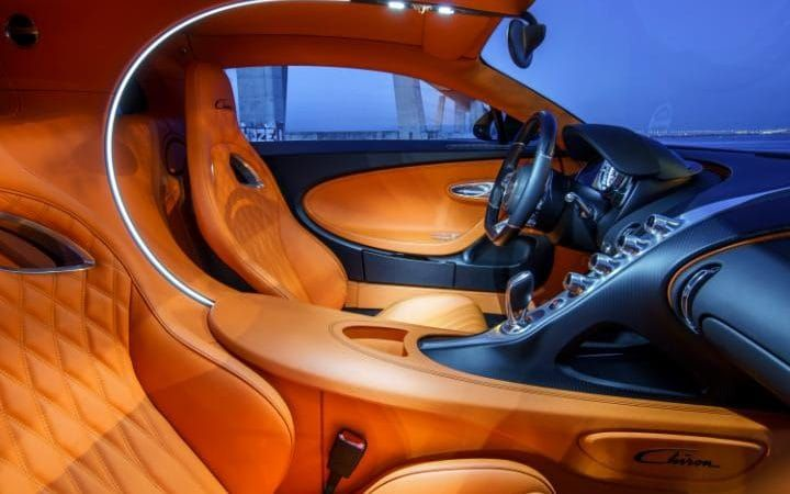 A Look Inside The Bugatti Chiron Could This Be The Most Luxurious Car Interior Ever Bugatti Bugatti Chiron Bugatti Chiron Interior