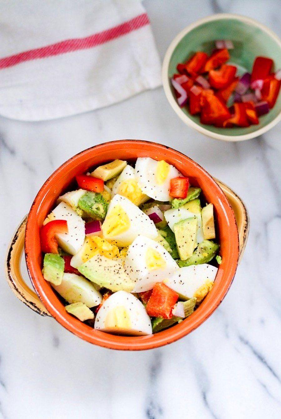 Spor Yapanlara Müjde! Yapması Kolay Kalorisi Düşük Parmak Yedirten 13 Atıştırmalık