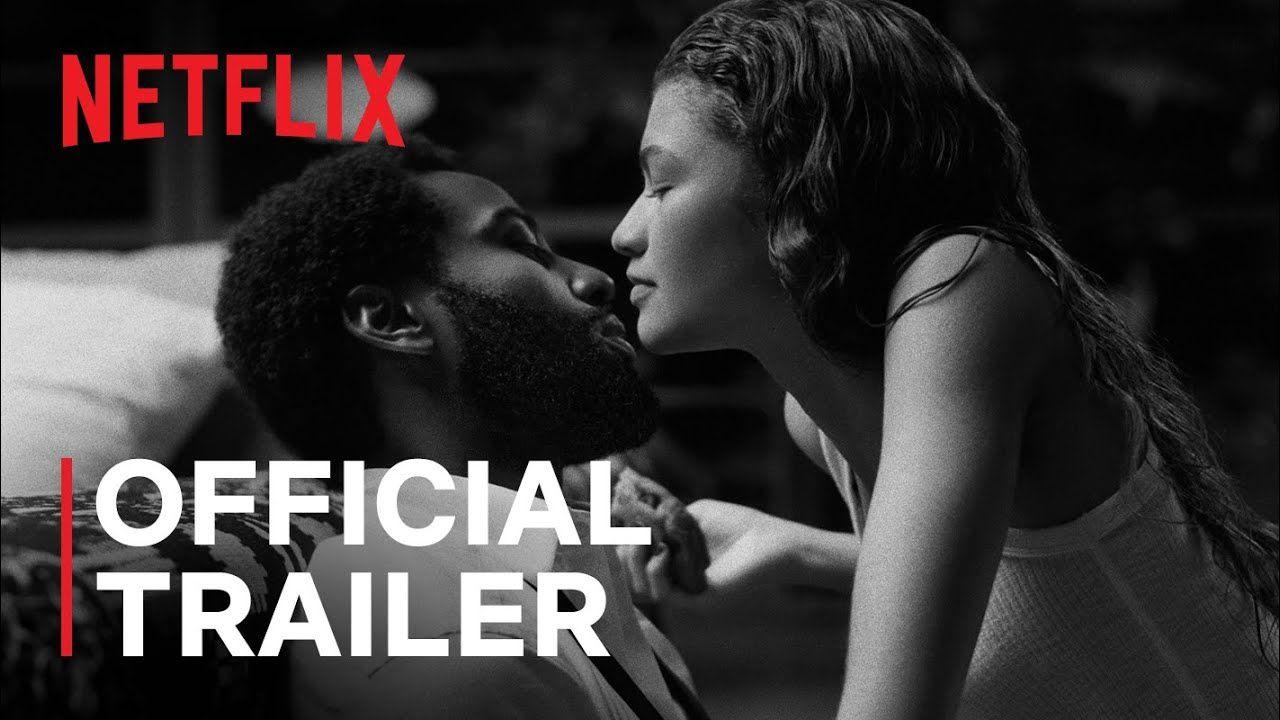 Malcolm Marie Trailer Coming To Netflix February 5 2021 Em 2021 Zendaya Netflix Trailer