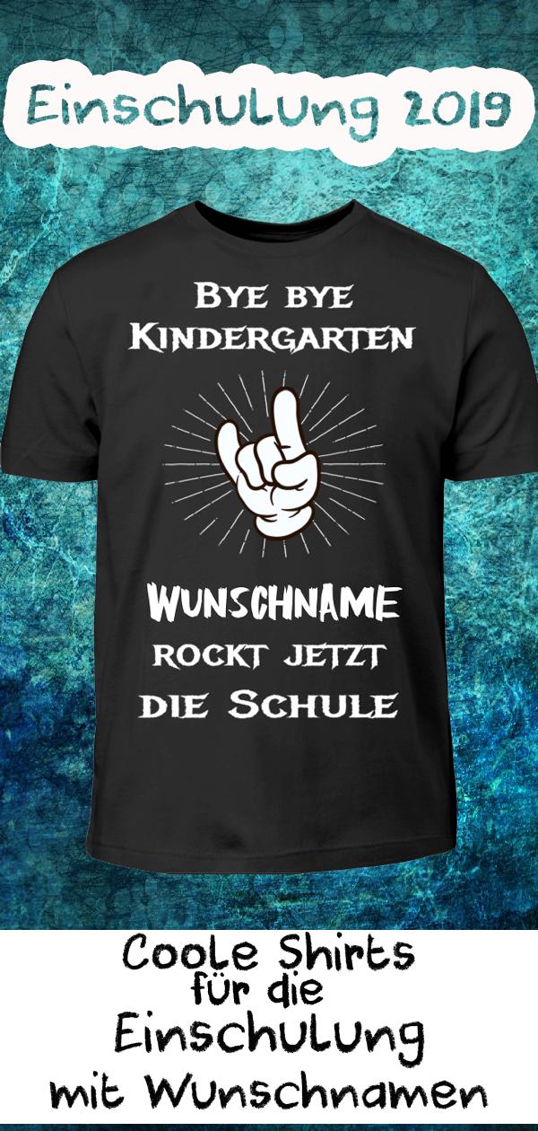 Kindergarten Rockstar Personalisiert Einschulung Geschenk Einschulung Schule