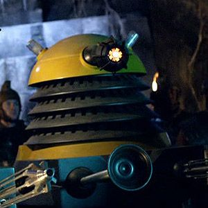 Yellow Eternal Dalek - Dalek Colour Schemes and Hierarchy - The Doctor Who Site