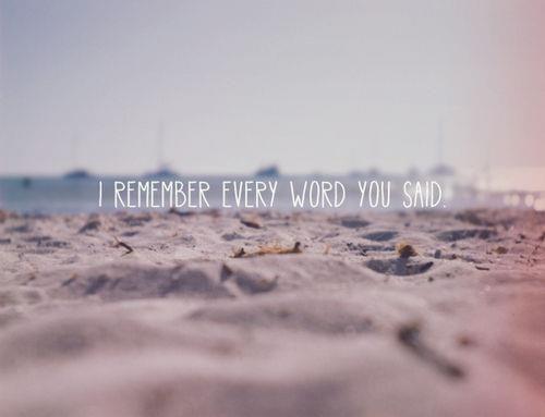 Love, Memories, Quotes, Summer