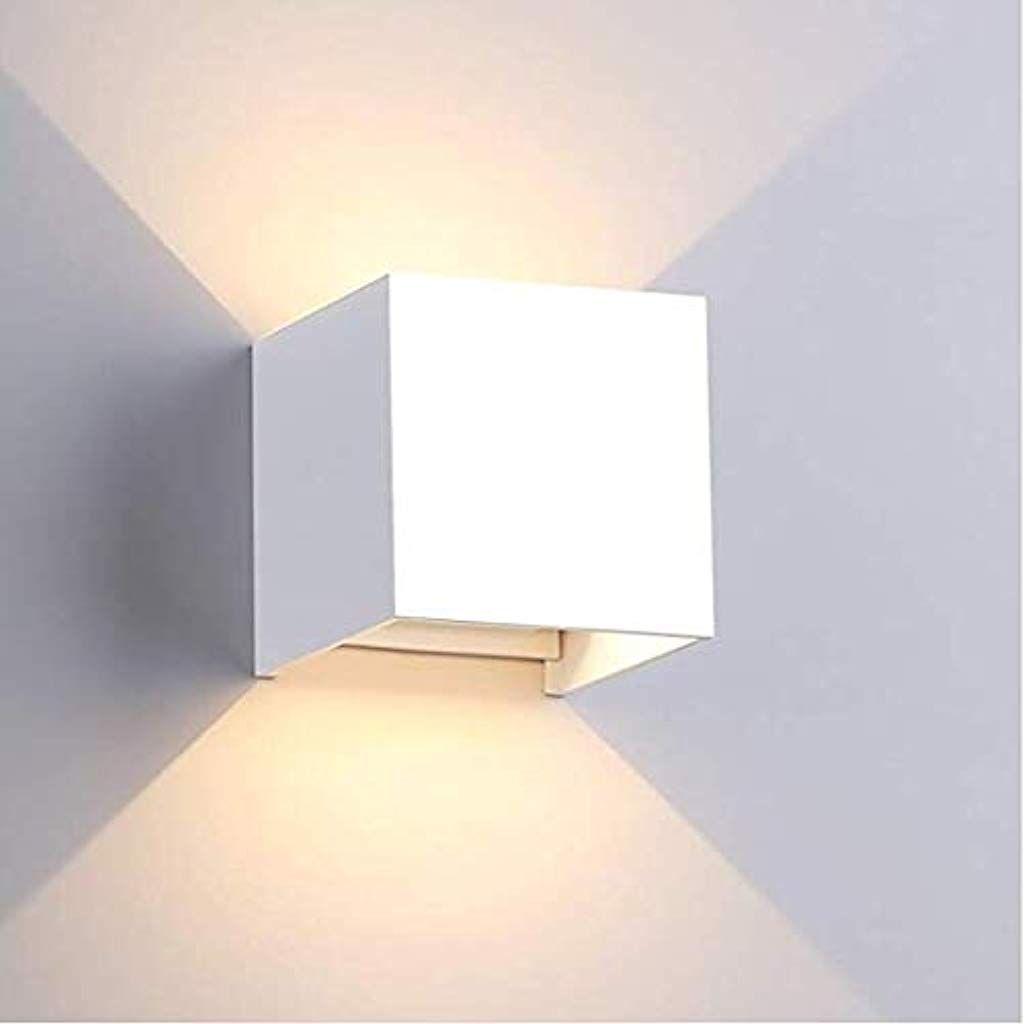 Wandleuchte LED Innen Wandlampe Wandbeleuchtung Retro Led