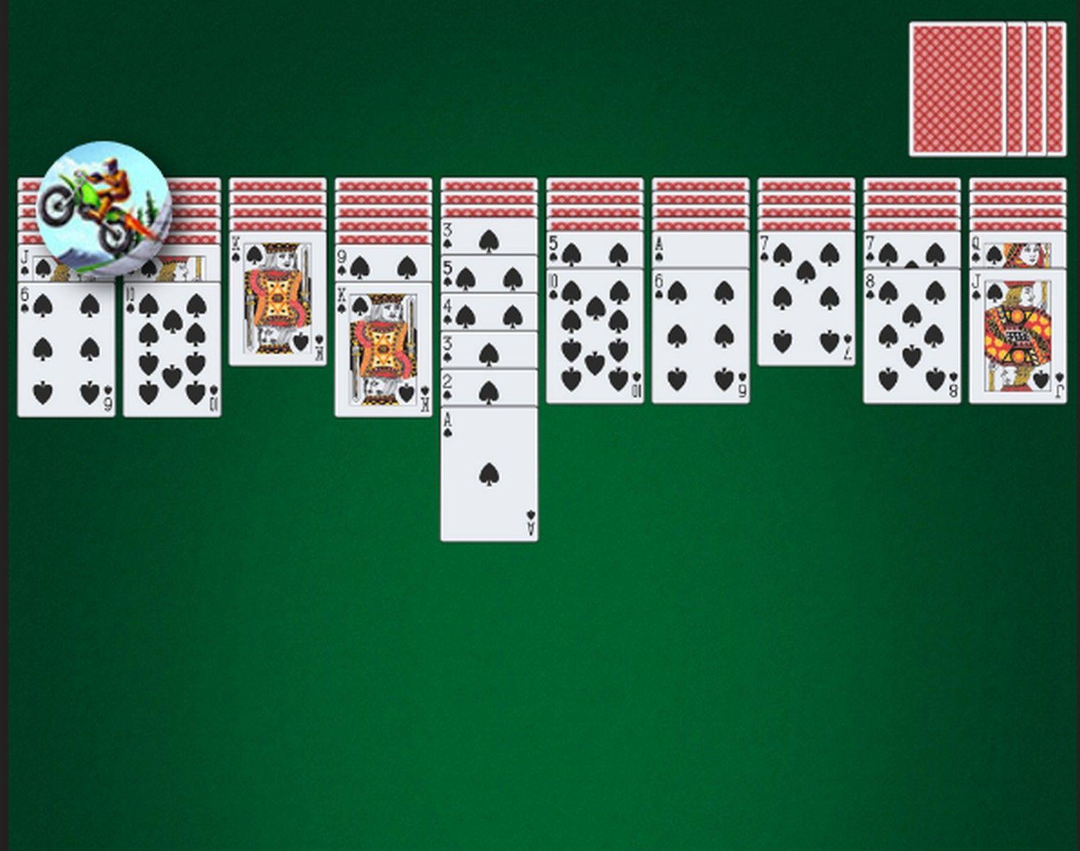 Spider Solitaire Spider solitaire, Gamesroom, Classic games