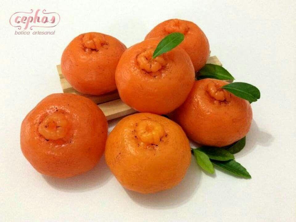 Sabonete Bergamota