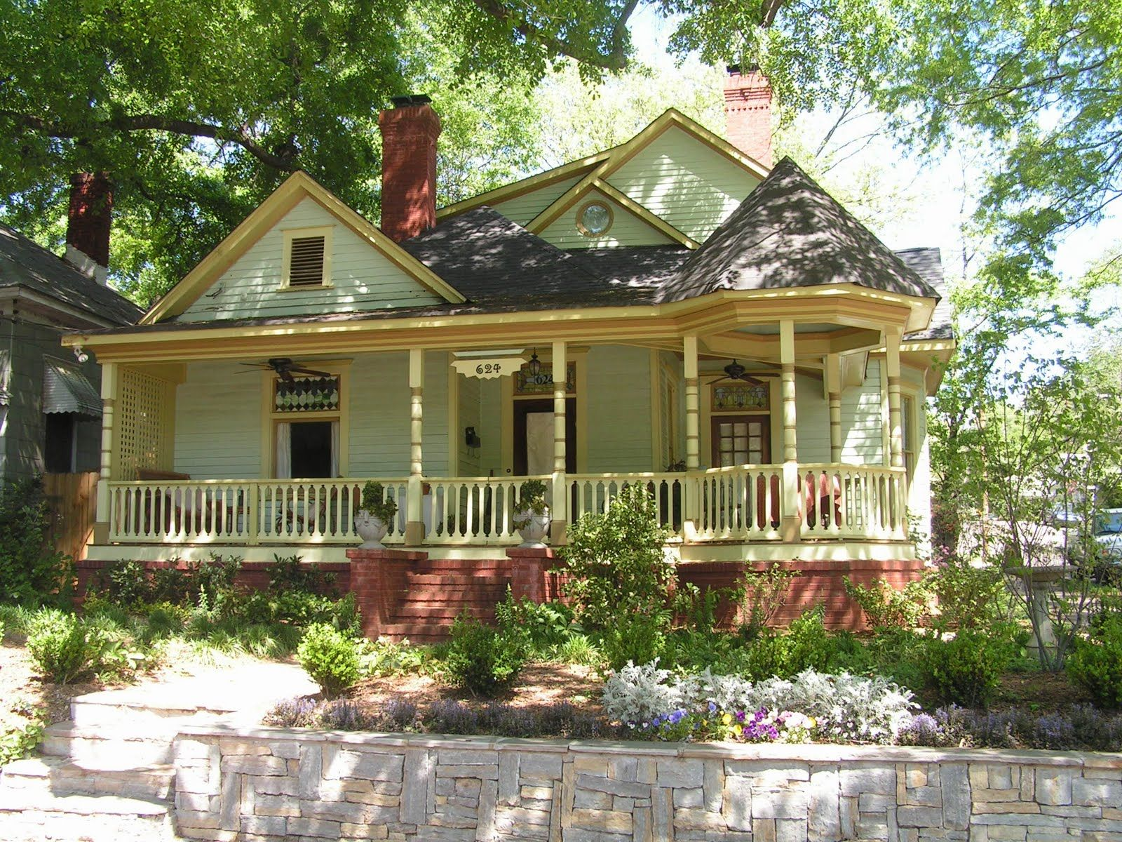 1906 Victorian Bungalow In Grant Park My House Atlanta I Miss You