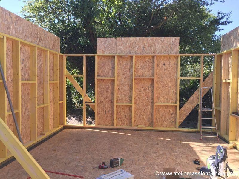 construction atelier bois DIY  Crafts Pinterest Shed, Shed