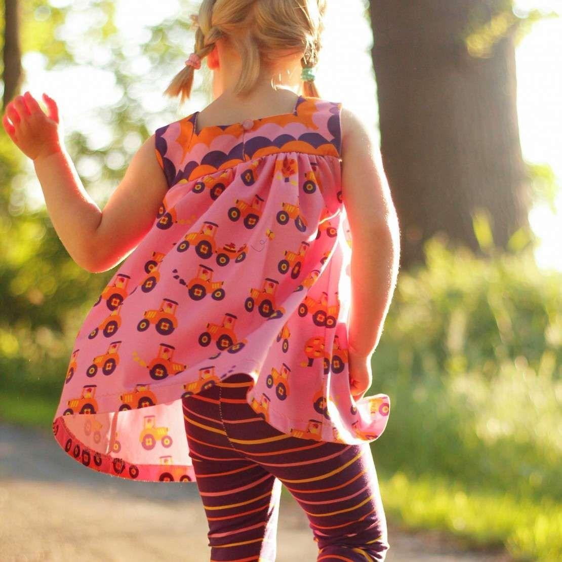 ♥ freebie ♥  gratis leggings schnittmuster für kinder