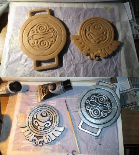 Work In Progress Dovahkiin The Elder Scrolls V Skyrim My Chest Piece And The Belt Buckle Befo Skyrim Cosplay Elder Scrolls V Skyrim Progress Pictures
