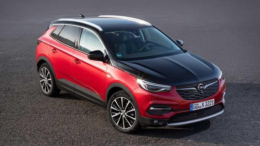 Opel Grandland X Plug In Hybrid In 2020 New Suv Opel Hybrid Car