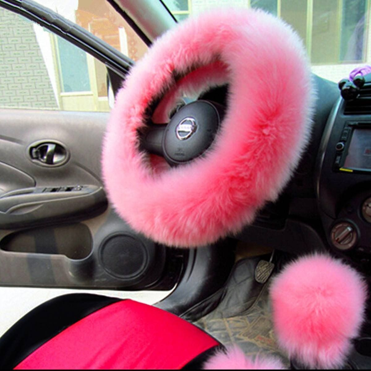 Robot Check Steering Wheel Cover Steering Wheel Wheel Cover