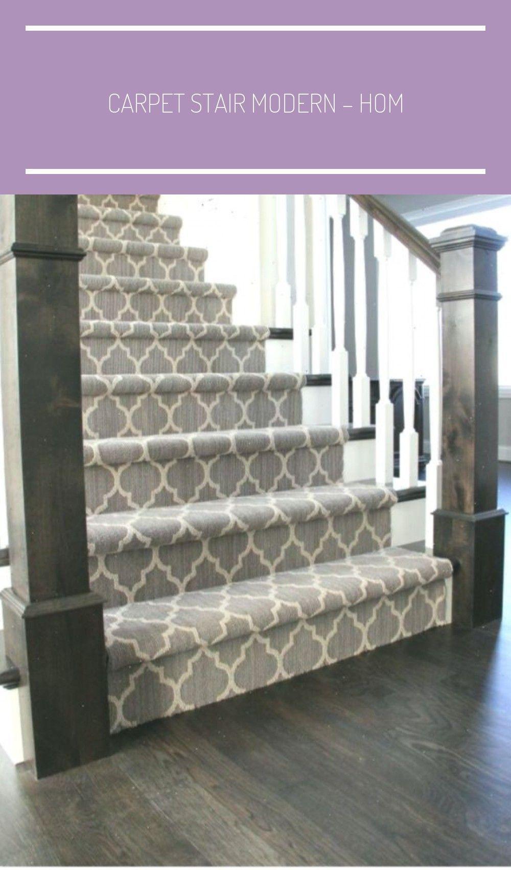 Carpet Stair Modern Home Interior Design Ideas Stairsideas Basementstairsi St Stair In 2020 Modern Home Interior Design Modern Houses Interior Home Interior Design