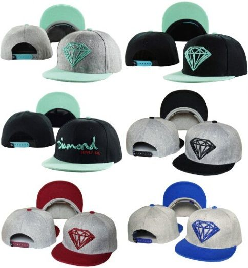 9831fed909c 2015 Hot Sale Rvca Diamond LA NKS Cap Baseball Hip-Hop Snapback Sport Hat  For