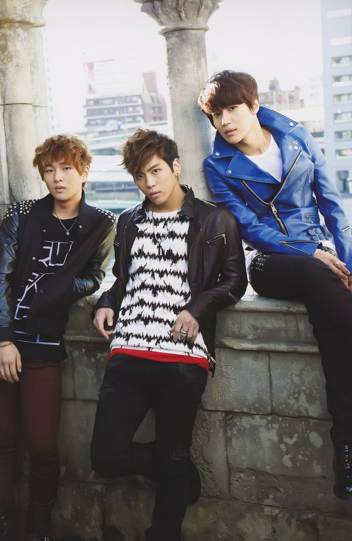 Onew, Jonghyun, Taemin