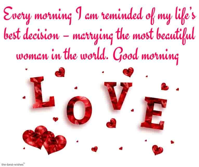 Romantic Good Morning Messages For Wife Best Collection Romantic Good Morning Messages Good Morning Messages Morning Messages