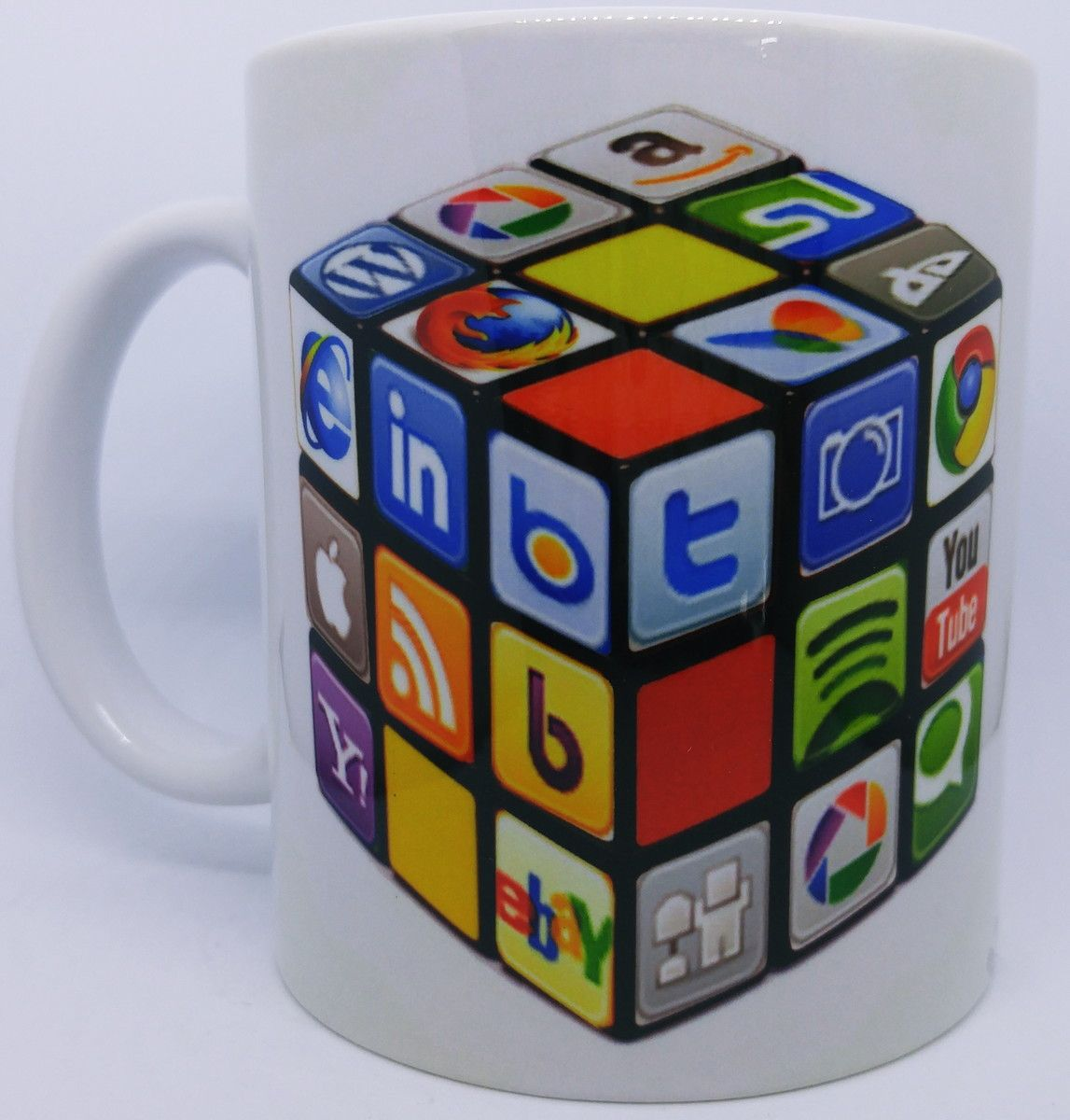 Caneca Rede Social - Mod. 4