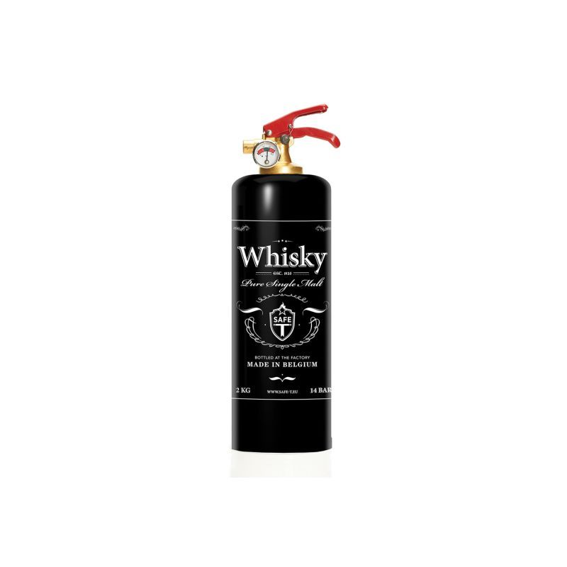 Erstklassig Whisky Design Feuerlöscher   Möbel / Accessoires / Fire