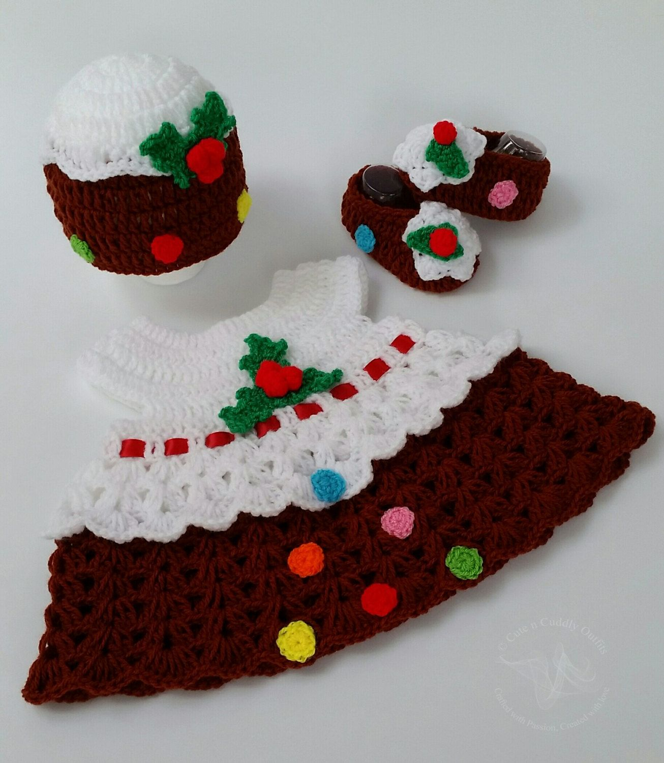 Baby Christmas Dress Baby Girl Clothes Baby Girl Christmas Outfit
