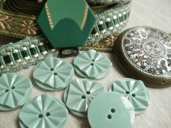art deco sewing supplies