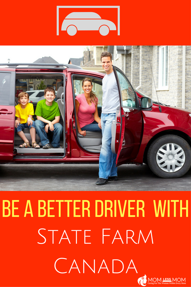 Win With State Farm Canada And Telematics Beabetterdriver Car