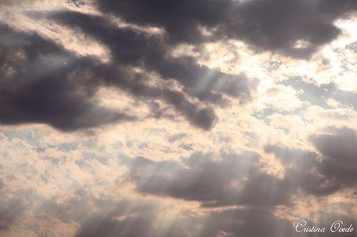11 365 El Sol Entre Las Nubes Photo Clouds Outdoor