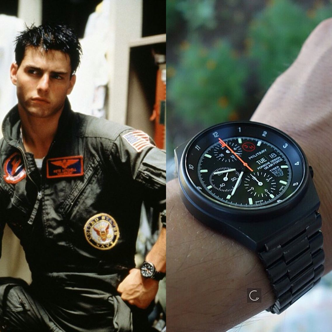 quartz search results cruise ii watches in movies mission impossible