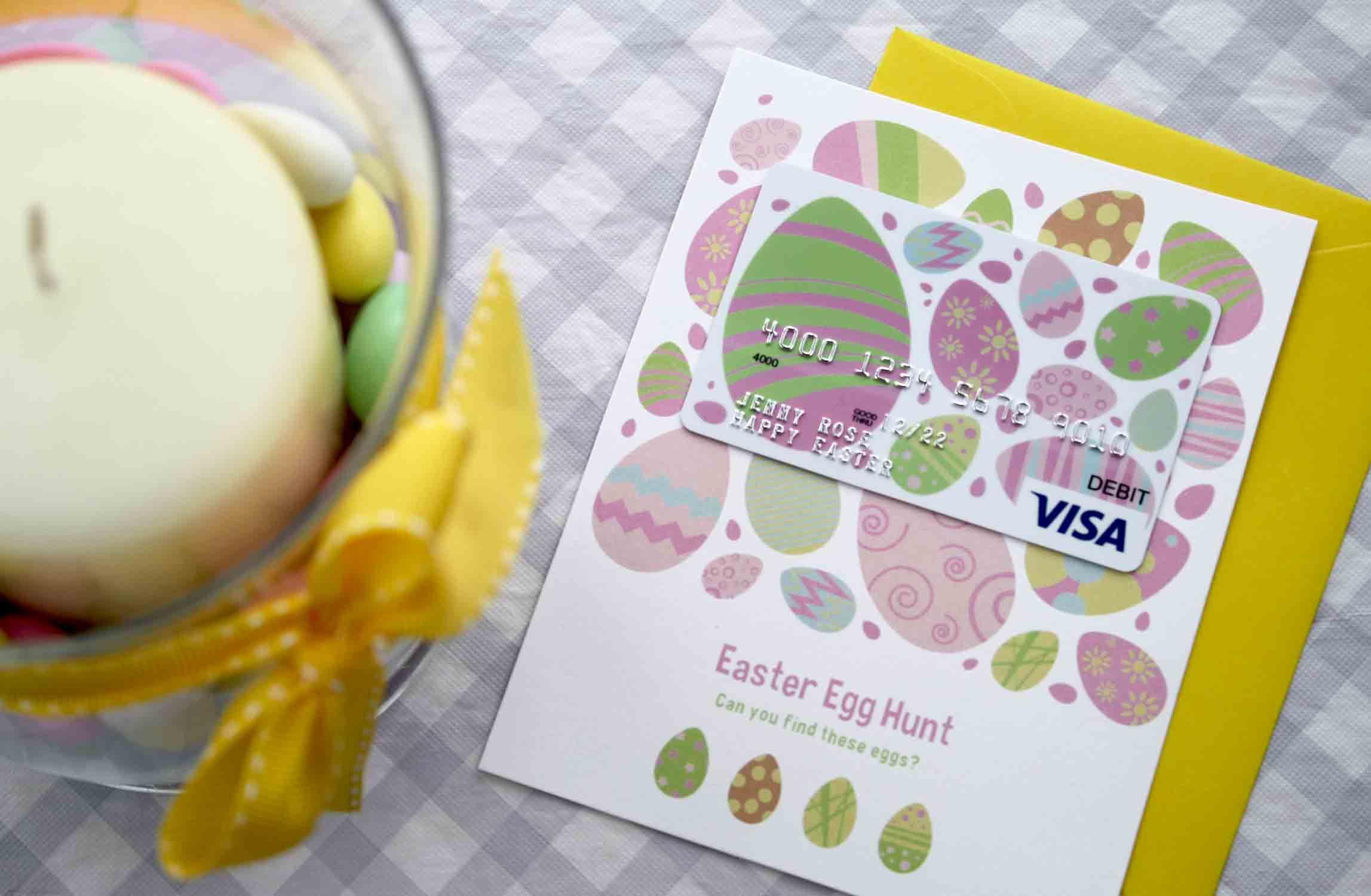 Free printable easter egg hunt gift card holder fun easter games free printable easter egg hunt gift card holder fun easter games and gifts for negle Images