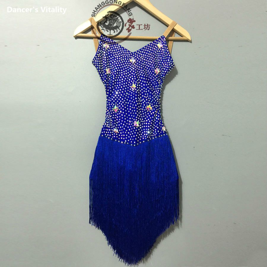 Cheap dance wear Buy Quality tassel dance skirt directly from China latin costume Suppliers 10 colors Latin Tassel Dance Skirt Lady Diamonds Stage ... & Pin by Jaclyn Yarusso on costumes | Pinterest | Dance wear Tassels ...