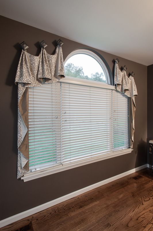 Window Treatments | St. Louis | Yours By Design - YOURS BY DESIGN - 314.283.1760 #windowtreatments